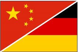 Unternehmenskäufer aus China - M&A zwischen China und Deutschland Flagge